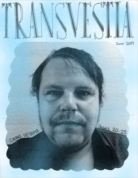 Transvestia Issue #4: Words and Labels