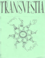 Transvestia Issue #6: Finding Community