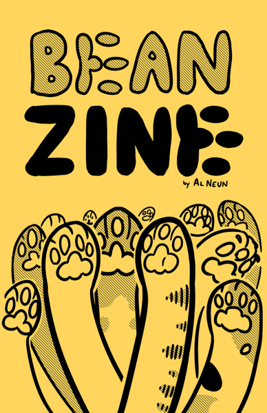 Bean Zine by Al Neun