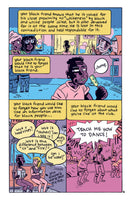 Your Black Friend Comic Zine by Ben Passmore