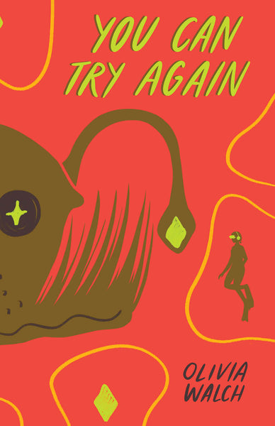 You Can Try Again - Comic Book by Olivia Walch