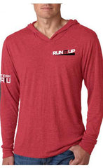 Run It Up Lightweight Pullover Hoodie