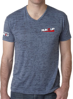 Run It Up Burnout T-shirt