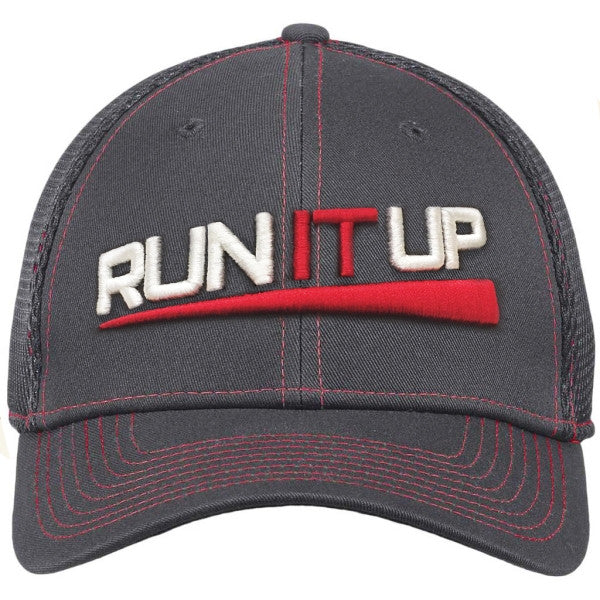 Run It Up New Era Spacer Mesh Hat