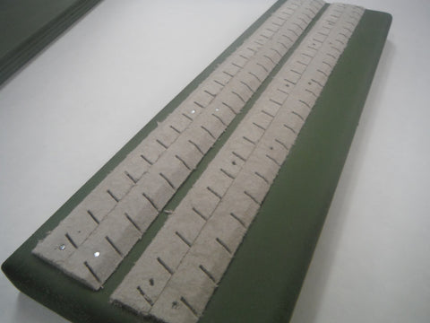 N scale 30 degree roadbed