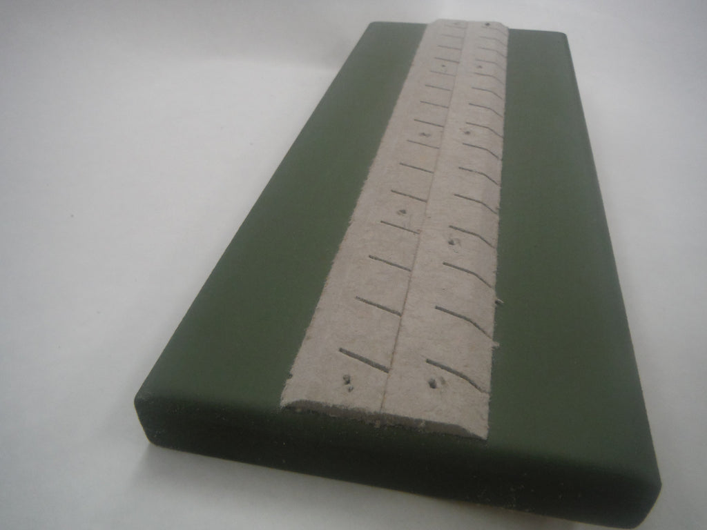 Homabed Compatible Branch Line roadbed.  HO scale, 60 degree shoulders, 8'