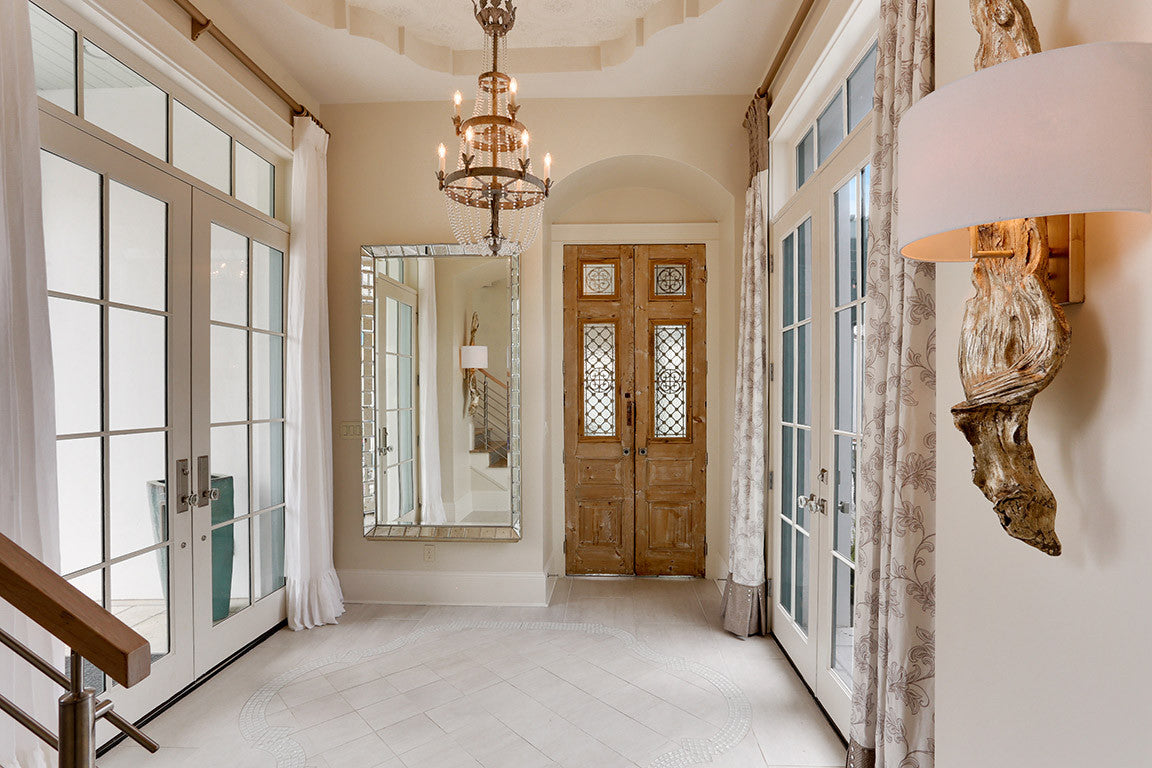 Jodi Bolgiano Custom Interiors Foyer Architectural Elements