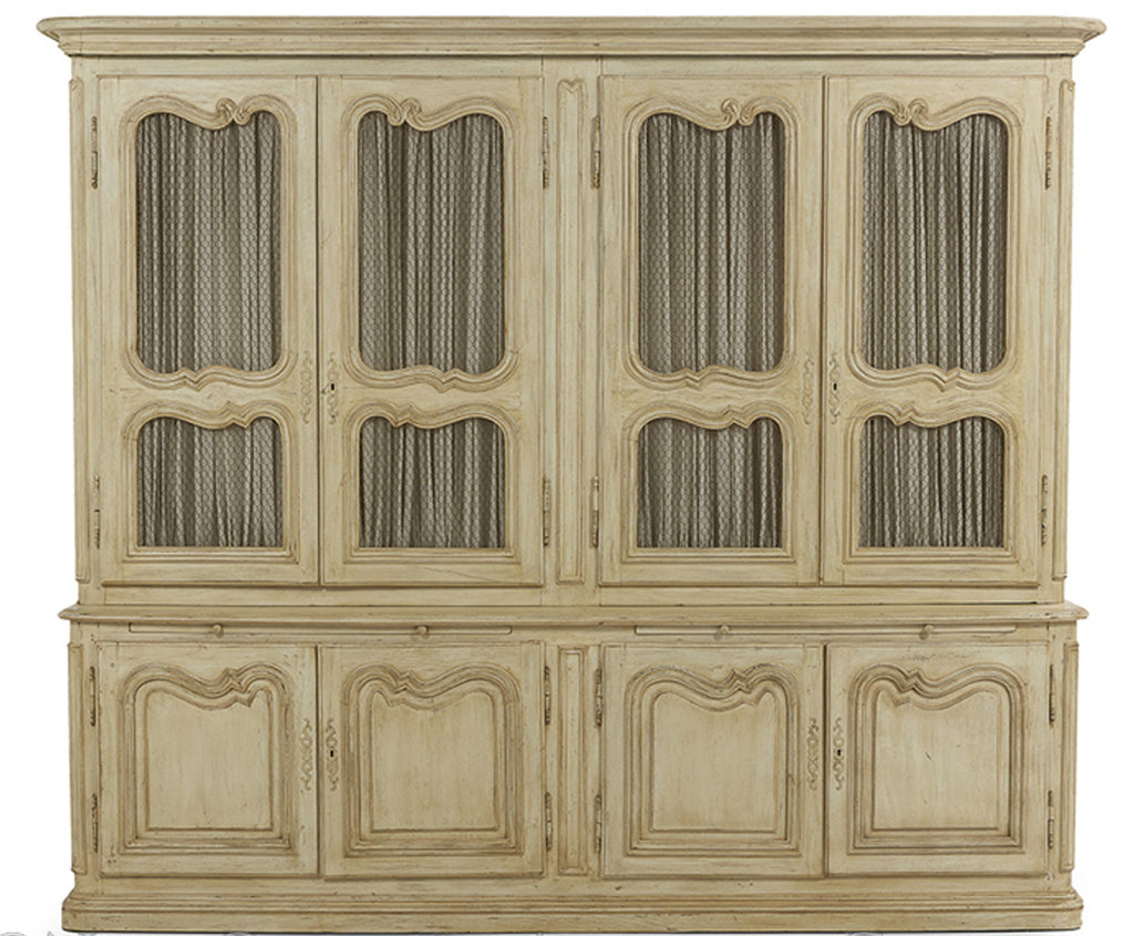 Provincial Painted Cabinet, France