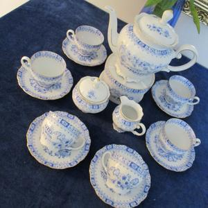 Vintage Seltmann Welden Bavaria Theresia Tea Set for 6