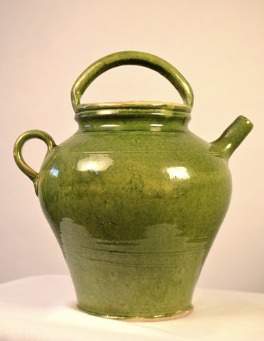 Terra Cotta Water Jug