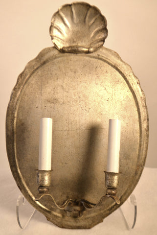 Single Metal Wall Sconce