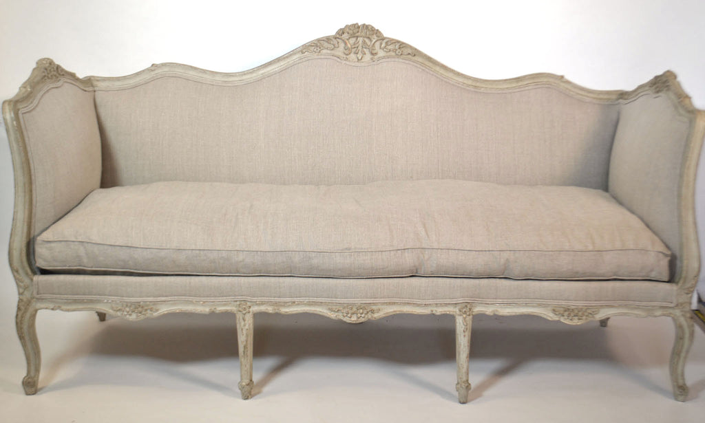 19th Century Louis XV Setee