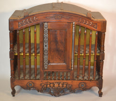 Eighteenth Century Pannetiere In Walnut From Provence
