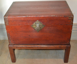 19th Century, Chinese Chest-on-Stand