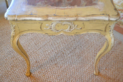 Louis XV Period Table