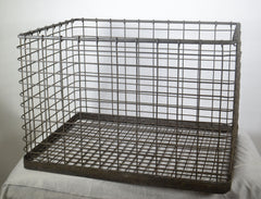 Metal Baskets used in factory which made car parts