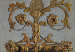 Pair Of 18th Century Gilded Venetian Mirrors
