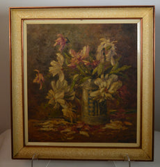 Late 19th Century Still Life (flowers)