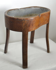 Part Of An Antique Louis XVI Bidet In Walnut