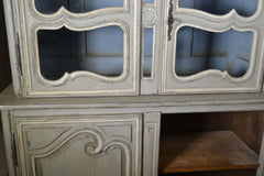 Painted Buffet Deux-corps From Normandy
