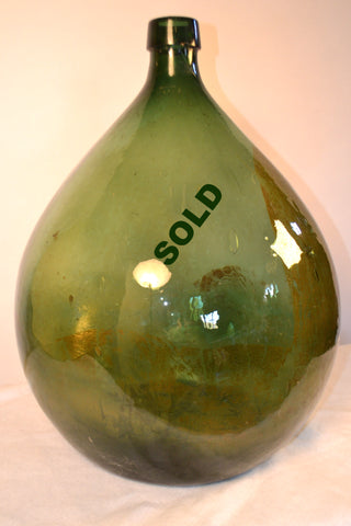 Glass Bottle Used For Wine