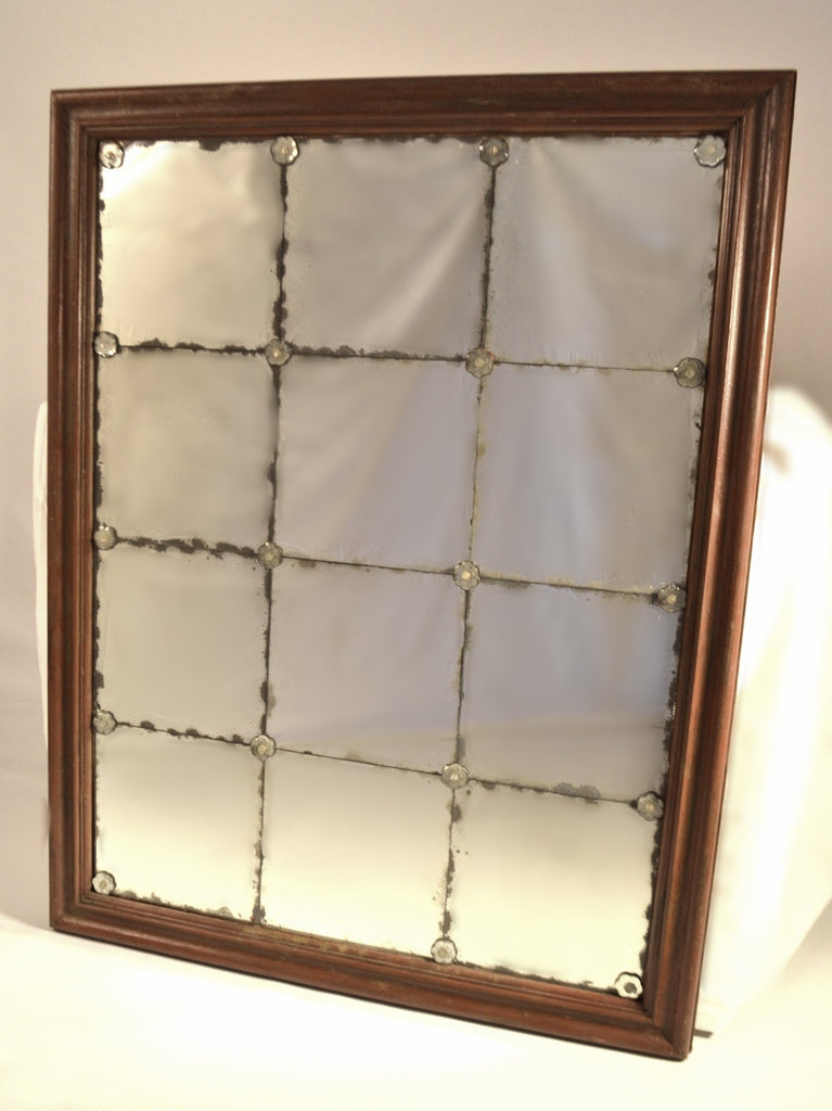 Mercury Glass Mirror