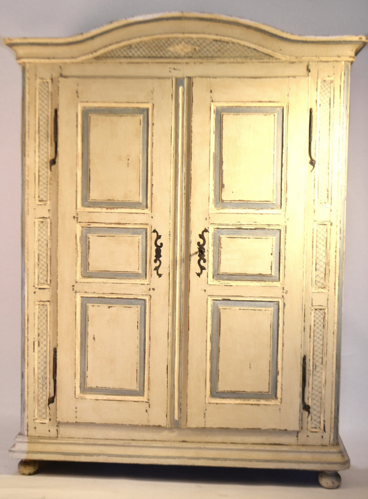 Armoire From Northern Europe Or Sweden