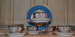Set of 25  Severes Style Porcelain Pieces