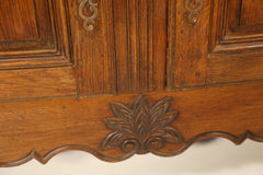 Louis XV Oak Buffet