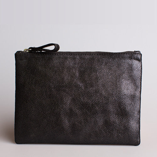 Heroine Mini-Clutch - Black Magic