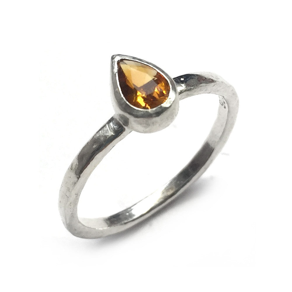 Bloody Mary Metal - Madera Citrine