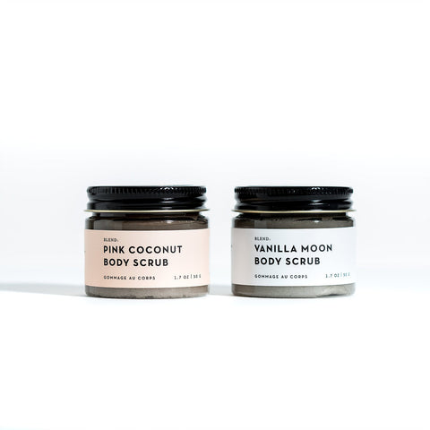OM Organics - Body Scrubs