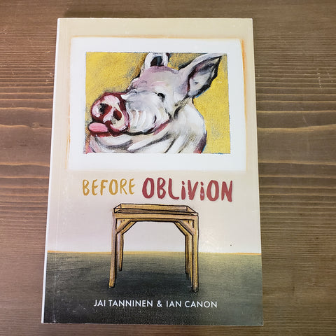 Before Oblivion by Jai Tanninen & Ian Canon