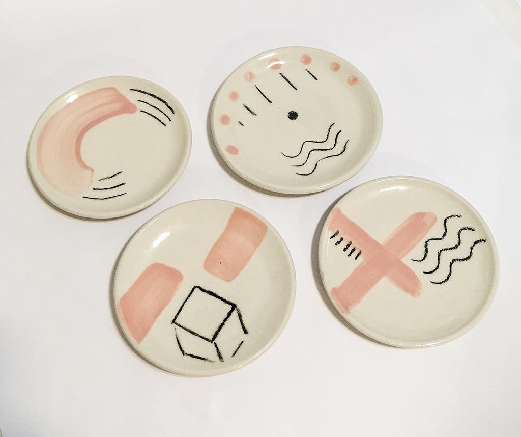 Stranger Designs - Mini Plates