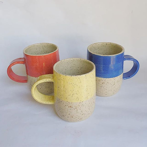 Stranger Designs -- Colour Block Mugs