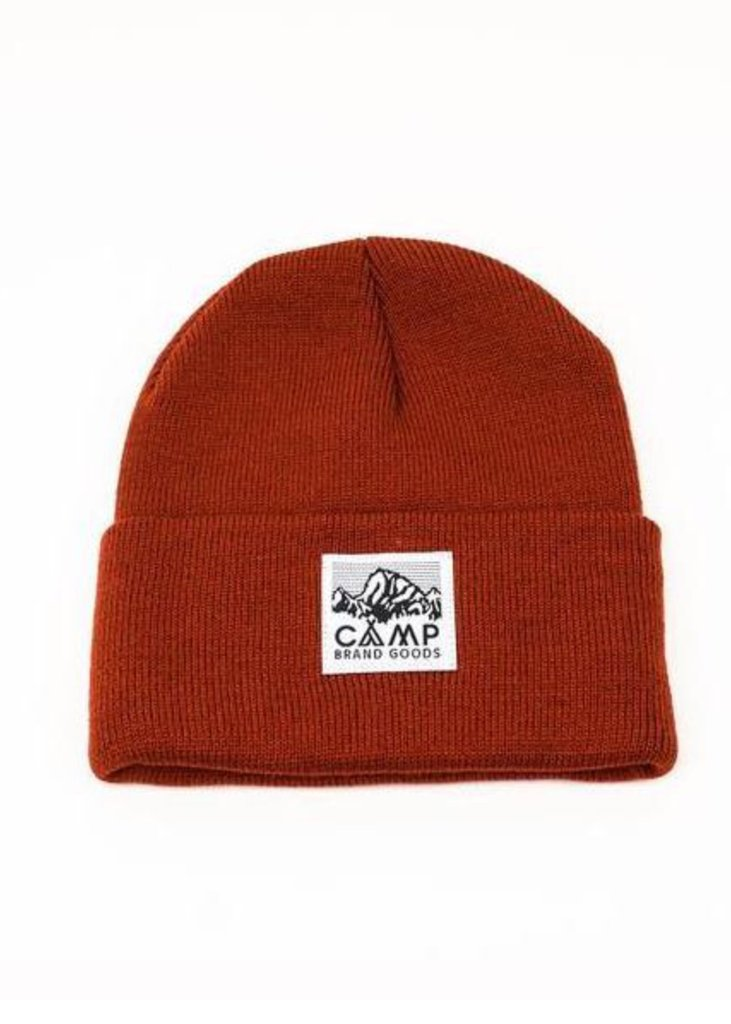 Camp Brand Heritage Toque Solid