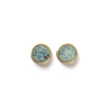 Beton Brut - Oculus Stud Earrings