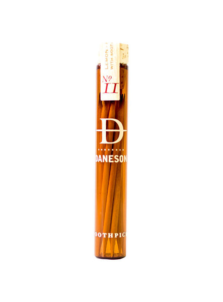 Daneson Toothpicks Single Vials