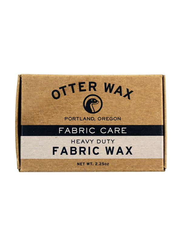 Otter Wax - Fabric Wax
