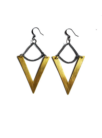 Hunt Amor V Earrings