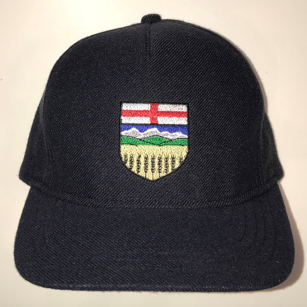 Alberta Apparel- LTD Alberta Hat  Navy