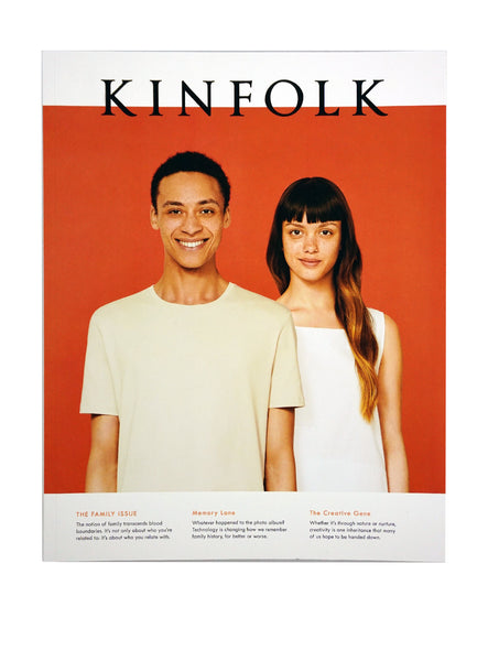 Kinfolk Magazine 'The Family Issue'