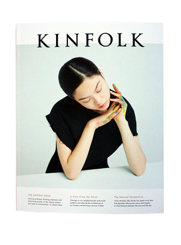Kinfolk Magazine 'The Design Issue'