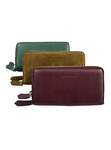 Malorie Urbanovitch Two Zip Wallet