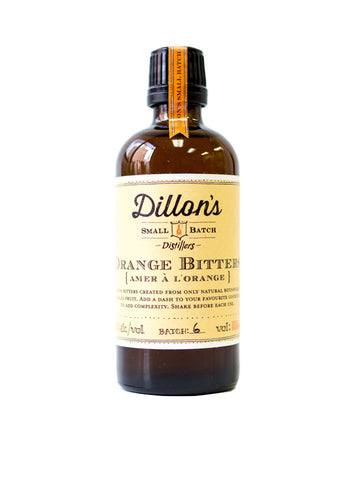 Dillon's Bitters  'Orange'
