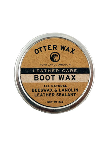 Otter Wax - Boot Wax