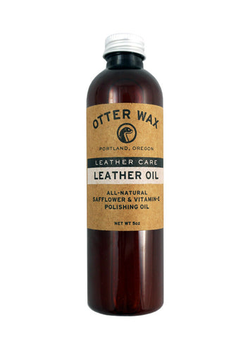Otter Wax - Leather Oil