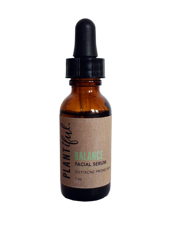 Plantiful Facial Serum 'Balance'