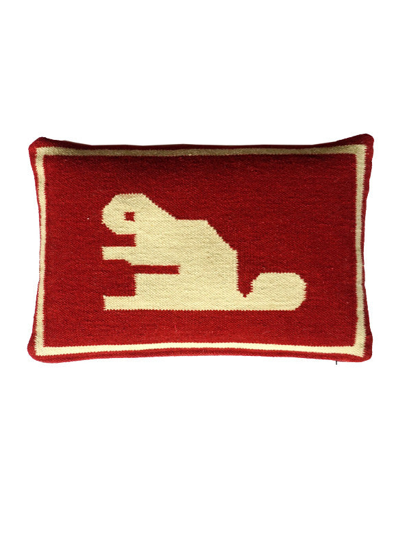 Eeuwes 'Beaver' Cushion