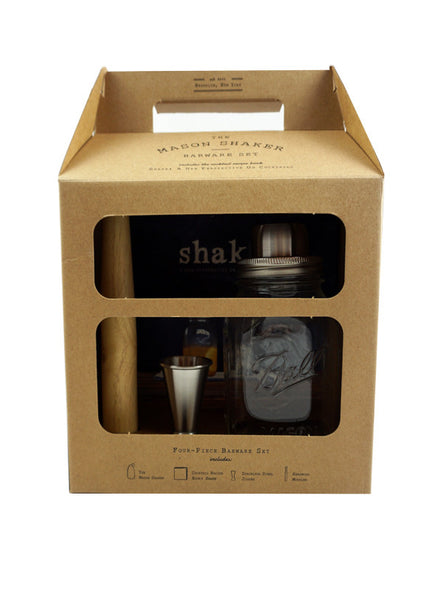 The Shake Barware Set